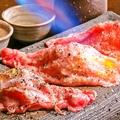 料理メニュー写真長崎和牛炙り寿司