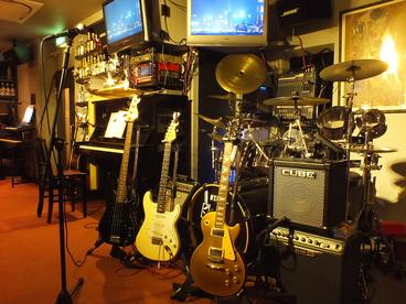 Music Saloon DRUM 努楽夢の雰囲気1