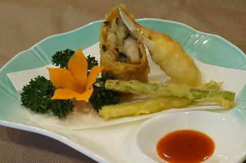 日本人好みの上品な味が人気の中華料理店。本場中国で修行した確かな腕にみんな満足♪