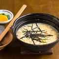 料理メニュー写真鶏雑炊/のり茶漬け