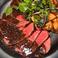 広島県産なかやま牛のローストビーフ