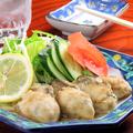 料理メニュー写真牡蠣のバター焼き