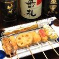 料理メニュー写真串各種★100円~200円