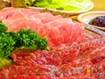 美味しいお肉や、お酒をお楽しみください。