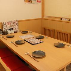 寿司と魚と地酒 すしのや 天満橋店の雰囲気1