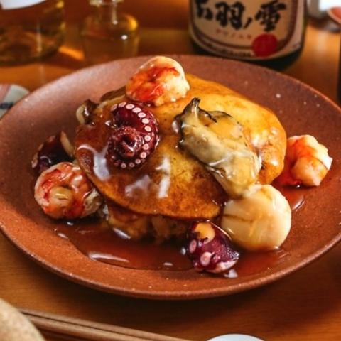 心に沁みわたる優しい味わい。特製の『釜焼』をご堪能ください♪