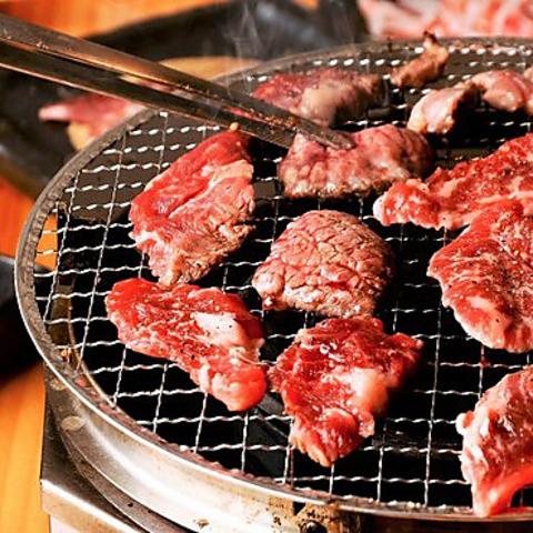 11/20リニューアルオープン!本格焼肉がほぼ全品食べ放題◎食べ放題コース2480円~!