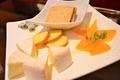 料理メニュー写真チーズ4種盛り合わせ