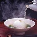 料理メニュー写真名古屋大福茶漬け(コーチン)