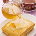 料理メニュー写真香港スタイルフレンチトースト★西多士(サイドーシ)