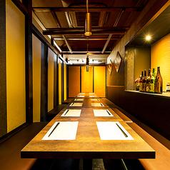 個室地鶏専門店 とり敷 立川駅前店の雰囲気1