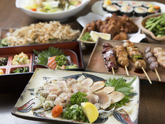炭火焼鳥と純米酒 たぬきやのおすすめ料理1