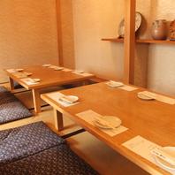 昔ながらの和食屋さんの雰囲気◎ゆっくりできる空間