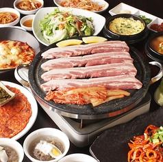 韓国屋台食堂 ミートポチャ 新宿東口店特集写真1