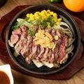 料理メニュー写真ロースステーキ 300g