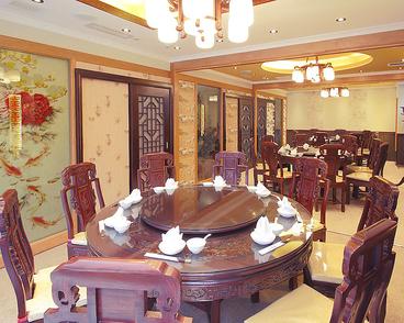 上海庭 九段南店の雰囲気1