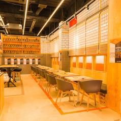 PALLET 46 赤坂店の雰囲気1