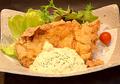 料理メニュー写真鶏なんこつ唐/揚げ出し豆腐(おぼろ)/チキン南蛮(串2本)/チーズもち