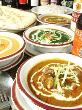 ネパールレストラン サティのおすすめ料理1