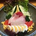 料理メニュー写真味市海鮮サラダ