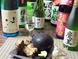 季節の食材と日本酒が◎