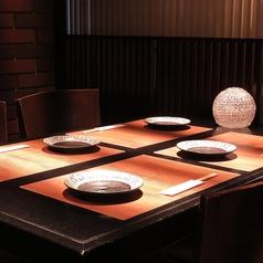 大小テーブル席をご用意!
