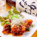 料理メニュー写真若鶏のピリ辛南蛮