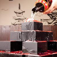 ■『新名物』日本酒タワー!無料で大盛り上がりです。