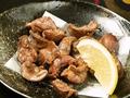 料理メニュー写真大山鶏 砂肝の素揚げ