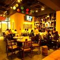 JR町田駅から徒歩2分!街の喧騒から離れた大人のピッツェリア&バールです♪(店内全60席)