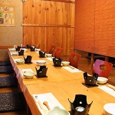 大人数宴会大歓迎!!最大40名様の個室宴会可能です。