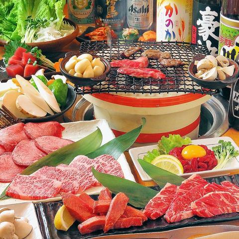 アットホームな店内で、新鮮なお肉をリーズナブルにお楽しみください♪