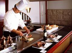 蟹と肉の鉄板焼き 蟹遊亭 札幌店