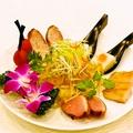 料理メニュー写真椰林特製前菜の盛り合わせ
