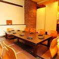 1部屋限定の3階人気VIP個室☆個室なのでプライベート空間利用が出来ます☆同窓会や宴会利用に◎♪