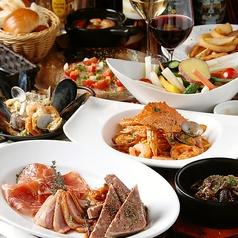 チーズとお肉のお店 サンビーノ 本店のコース写真