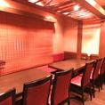 【2階】会社宴会や同窓会などにおススメのテーブル席♪会社宴会、同窓会などご予約承り中!お気軽にお問い合わせください!