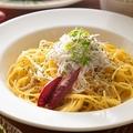 料理メニュー写真湘南シラスのペペロンチーノ