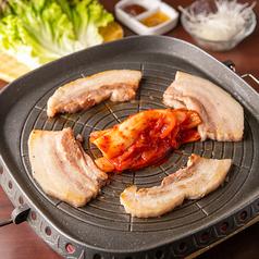 韓国家庭料理 明洞 東向島の写真