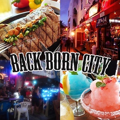 BACK BORN CITY BAR&GRILLの写真