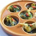 料理メニュー写真ツブ貝のブルゴーニュ風