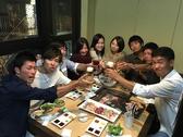 「かんぱーい☆」お友達同士との飲み会にも最適♪