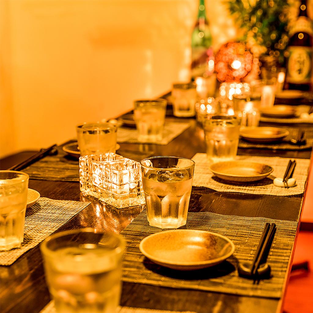 和牛もつ鍋と炙り和牛寿司 完全個室居酒屋 八重洲屋 八重洲日本橋店|店舗イメージ10