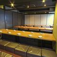 34名以上個室 【最大214名様】まで★※系列店との併設店舗です。