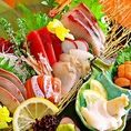 北は北海道、南は九州、全国津々浦々のその時期に一番良いものだけを職人の目利きで選び抜きくらのあかりでは新鮮な旬のお魚をお客様にお届けします。