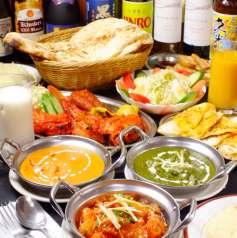 インド・ネパール料理 タァバン みのり台店の特集写真