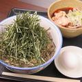 料理メニュー写真鶏そば(温つけ)