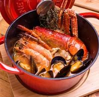【当店イチオシ★】海鮮の出汁が香るブイヤベース