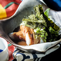 料理メニュー写真ゴマサバ