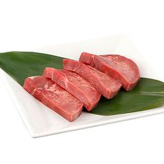 料理メニュー写真厚切り牛タン塩